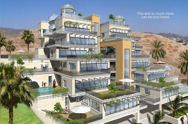 Получение кредита на покупку недвижимости в Израиле