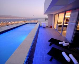Элегантные апартаменты для отдыха в Эйлате